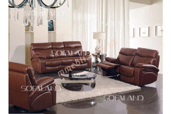 комплект мягкой мебели 847 Sofaland